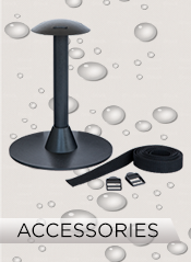 ACCESSORIES RANGE OF POLYTUF PRODUCTS