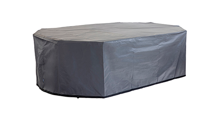 LARGE RECTANGULAR TABLE SETTING COVER